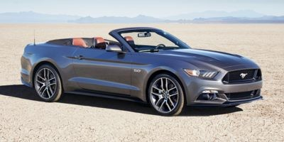 2017 Ford Mustang CONVERTIBLE ECOBOOST PREMIUM-LEATHER-NAVIGATION