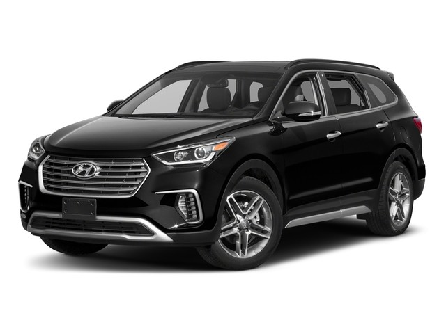 2017 Hyundai Santa Fe XL LIMITED AWD 6 PASS, NAVI, LEATHER, PANO SUNROOF, HEATED AND VENTILATED SEATS, PUSH BUTTON START, POWER GATE, MEMORY SEATS, HEATED STEERING WHEEL, HEATED REAR SEATS,..