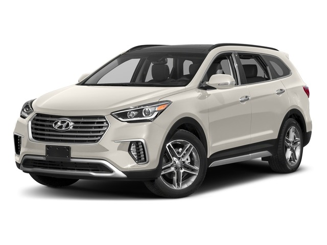 2017 Hyundai Santa Fe XL LTD AWD 6 PASS