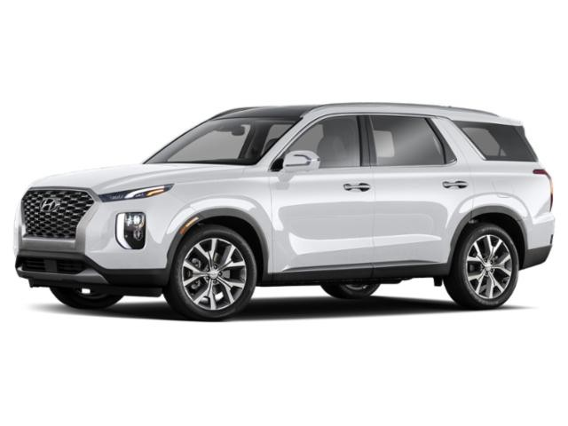 2020 Hyundai Palisade Luxury AWD 7 Pass  - Leather Seats