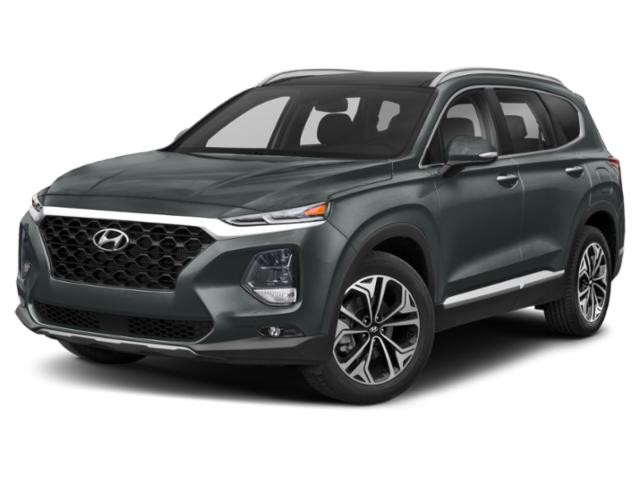 2020 Hyundai Santa Fe 2.0T Luxury AWD  - Sunroof